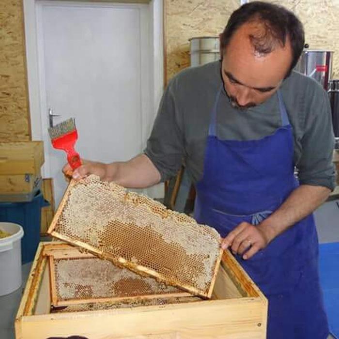 Journées du patrimoine 2018 - Extraction du miel nouveau et dégustation offerte