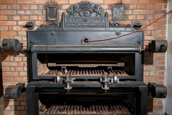 Journées du patrimoine 2018 - Fabrication de pain