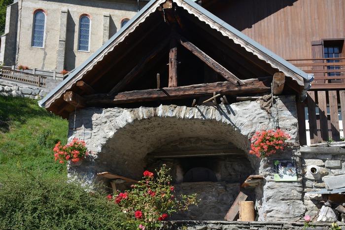 Journées du patrimoine 2017 - Fabrication et vente du pain au four banal