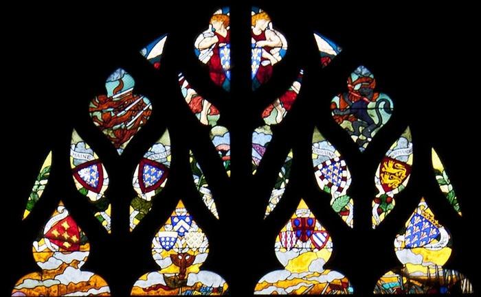 Journées du patrimoine 2017 - Fabrique ton vitrail en famille