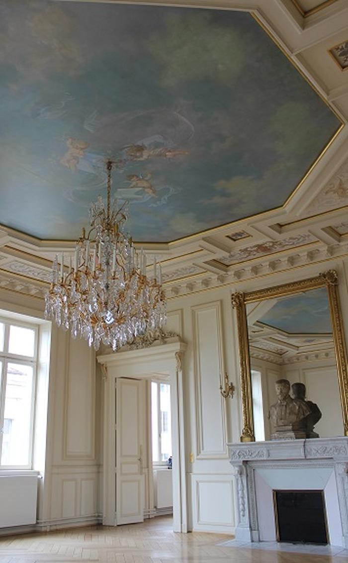 Crédits image : Salon de Lorraine © Faculté de droit de Nancy