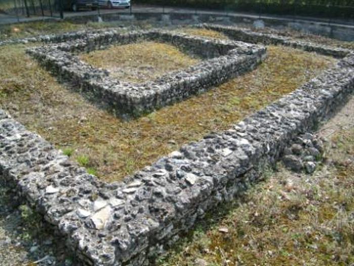 Journées du patrimoine 2017 - Fanum (temple) gallo-romain