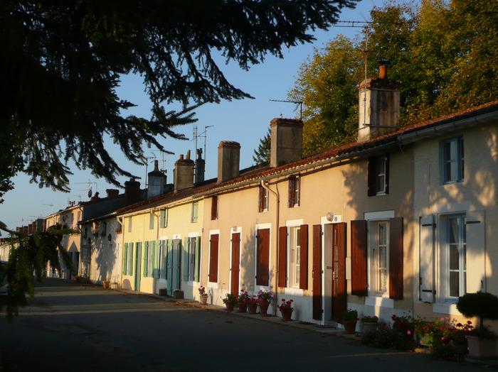 Journées du patrimoine 2018 - Faymoreau, village de corons