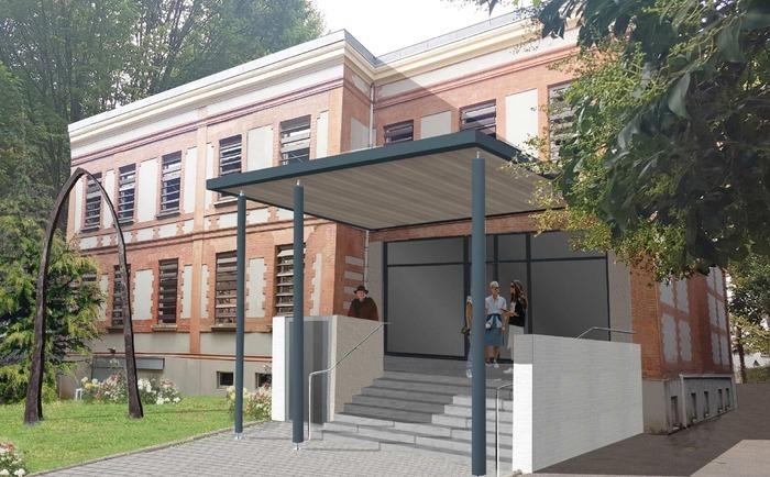 Fermeture du Musée de la Résistance jusqu'en janvier 2020
