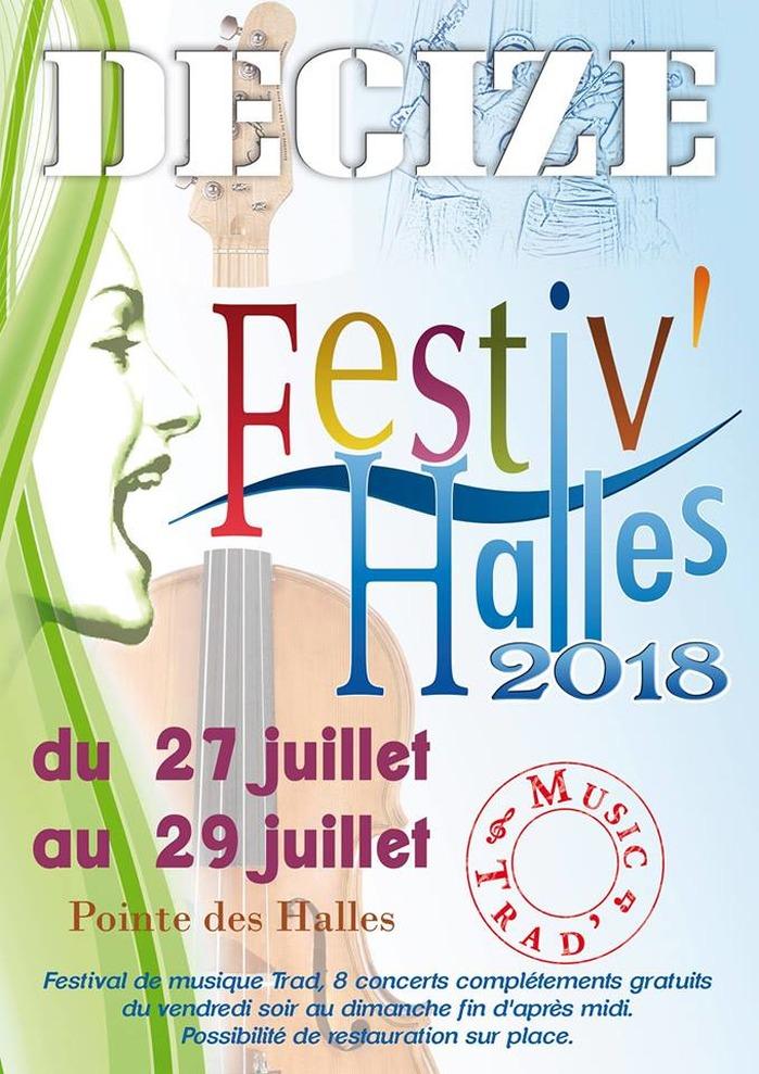 Festiv'Halles 2018