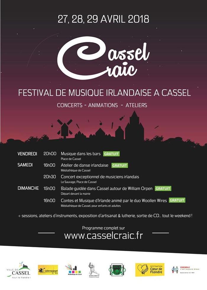 Festival Cassel Craic