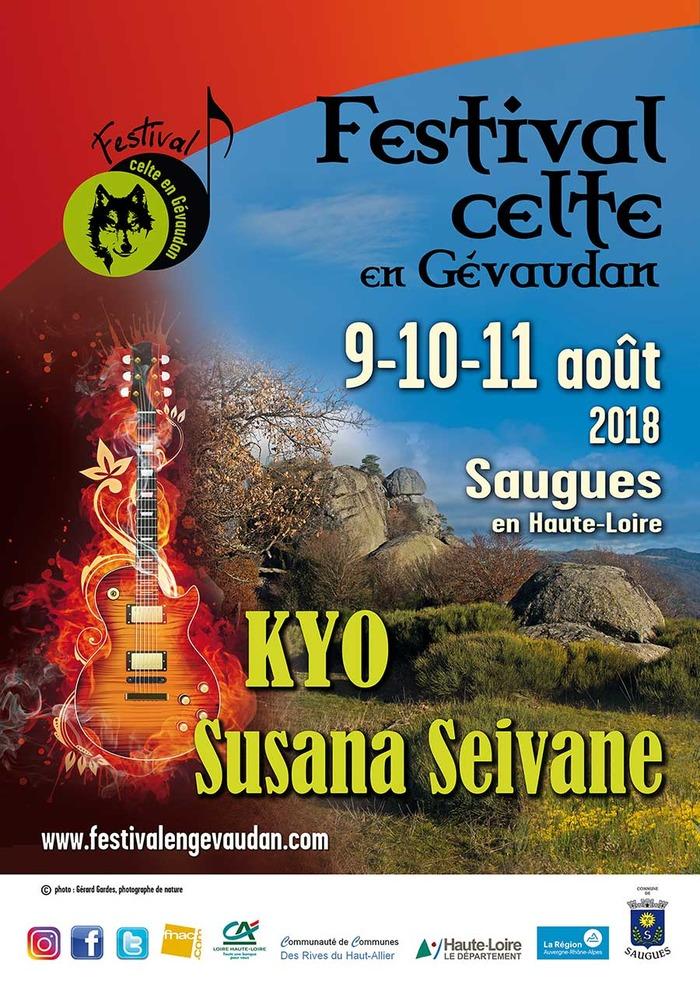 Festival Celte en Gévaudan
