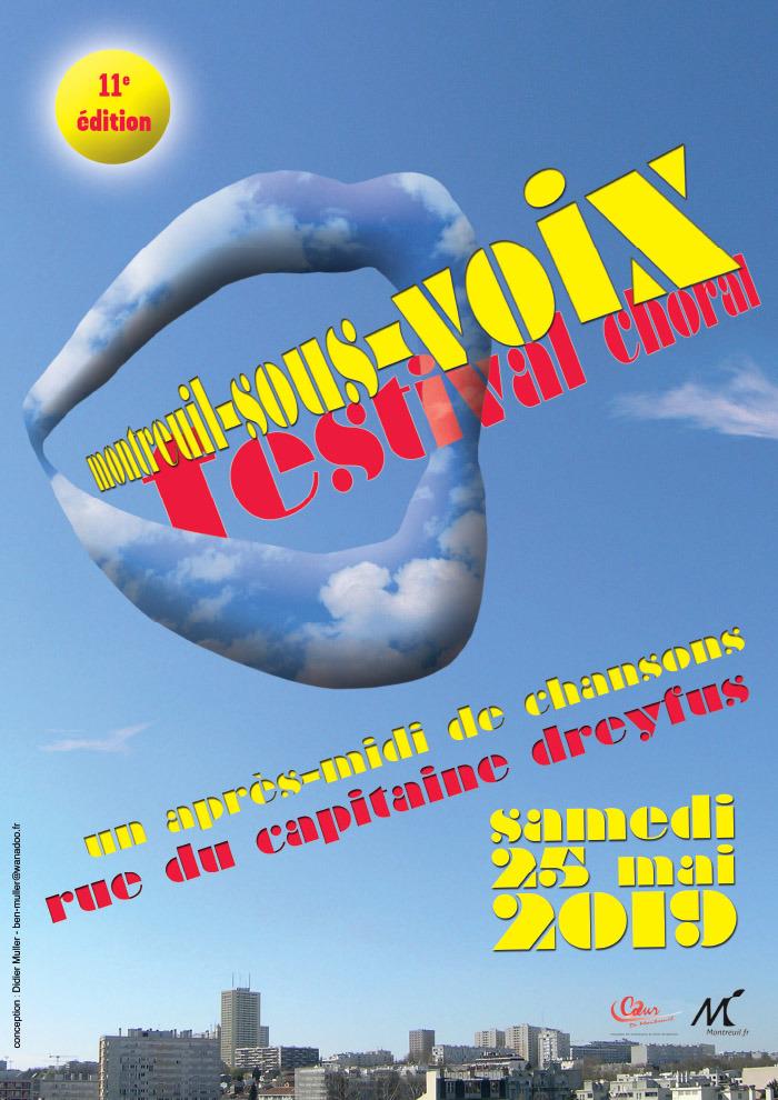 Festival Choral Montreuil sous Voix