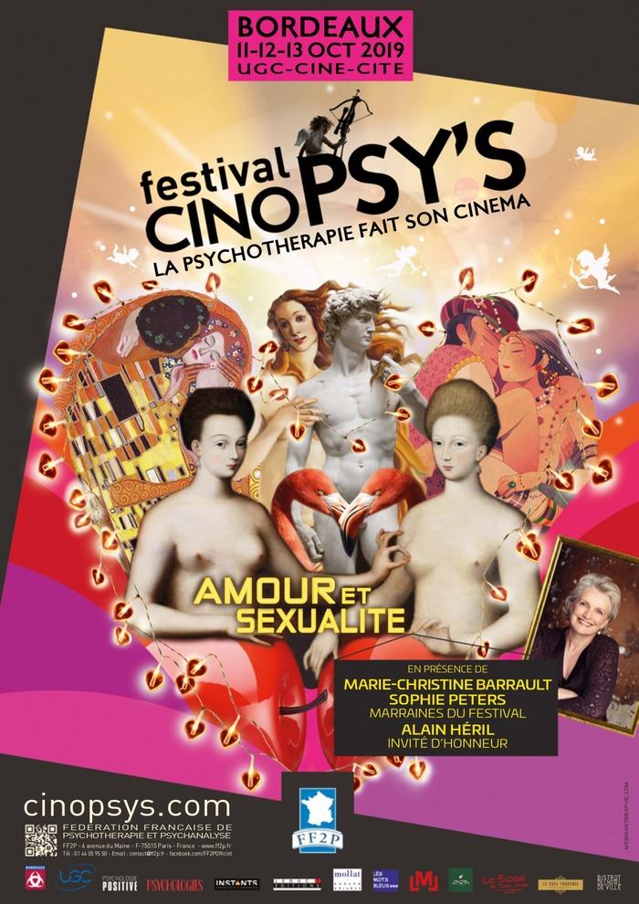 Festival Cinopsy's - la psychothérapie fait son cinéma