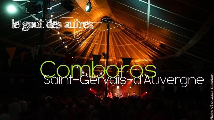 [ANNULE]  <strike>Festival COMBOROS</strike>