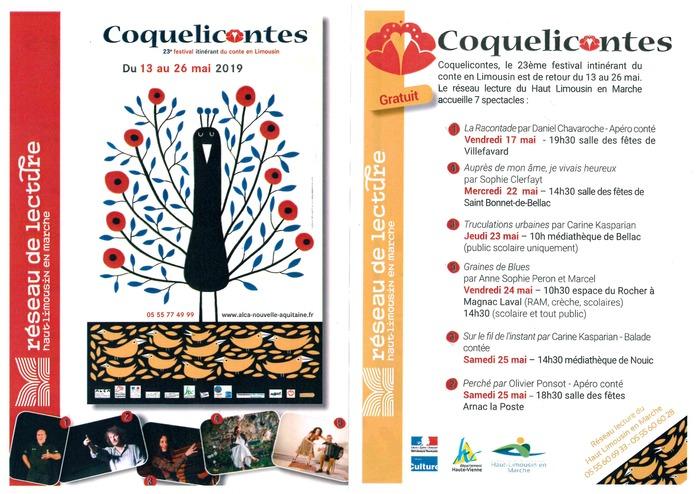 Festival Coquelicontes