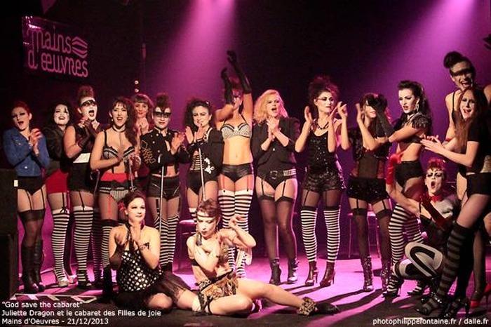 Festival d'Hiver de Juliette Dragon : Cabaret Toutes Belles d'Hiver