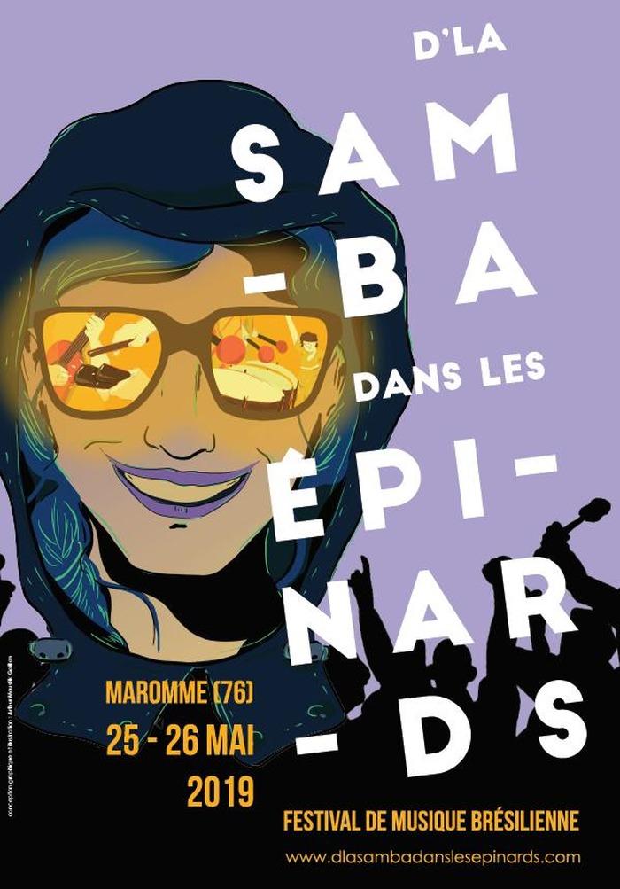 Festival D'la Samba dans les Epinards