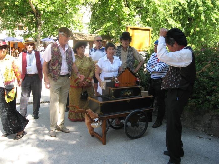 Journées du patrimoine 2017 - Festival des orgues de Barbarie