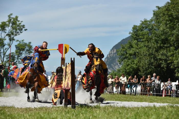 Journées du patrimoine 2018 - Festival historique