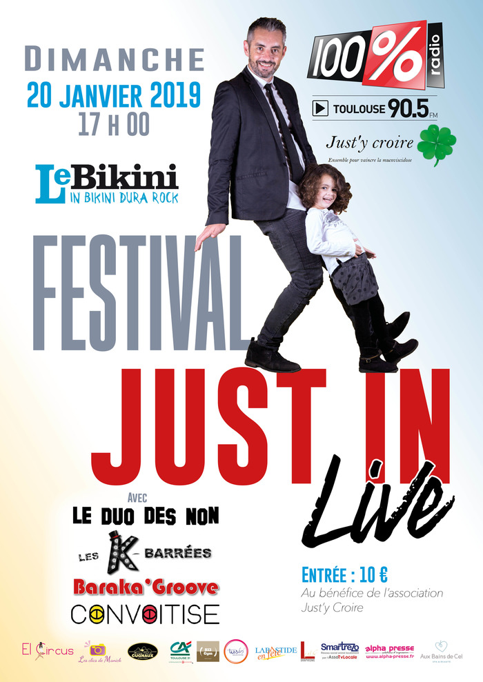 Festival Just'In Live