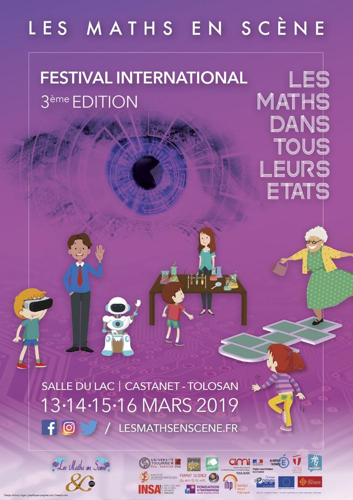 Festival les maths dans tous leurs états