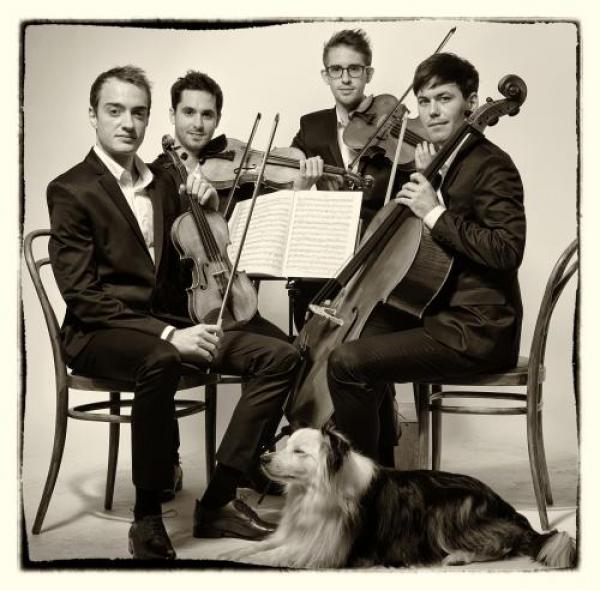 FESTIVAL MUSICALTA 2018 - Quatuor Yako & Jodyline Gallavardin