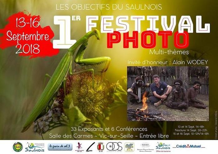 Journées du patrimoine 2018 - Festival Photo