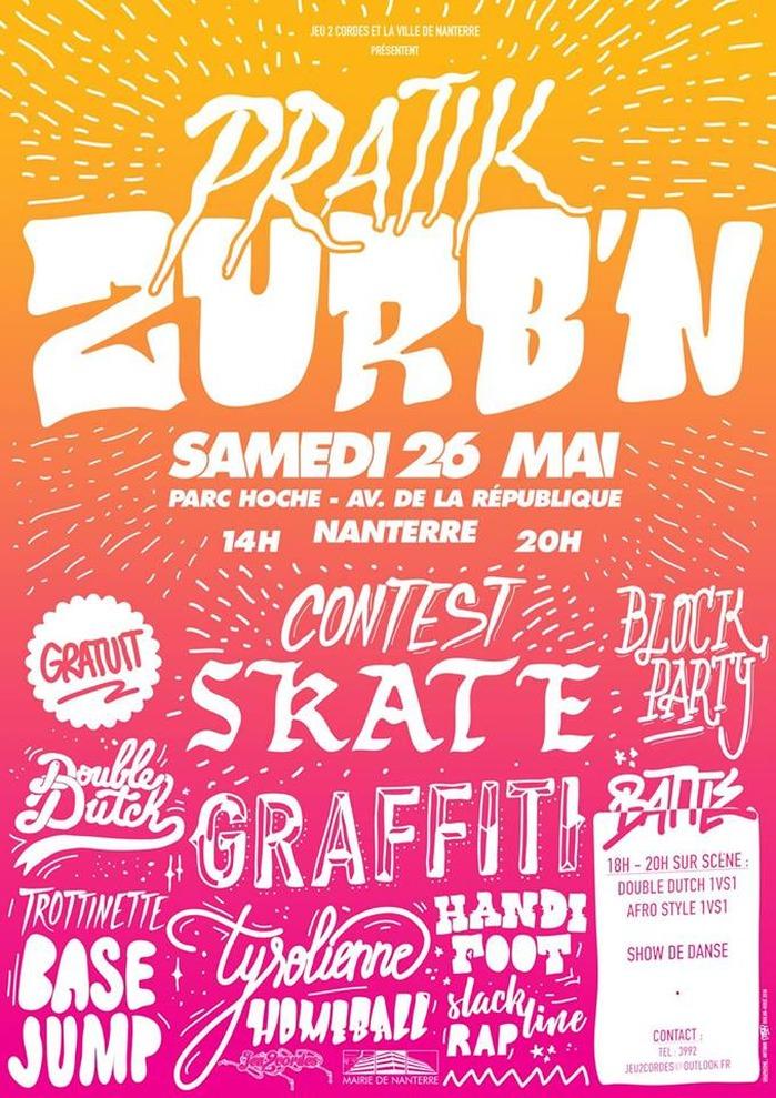 Festival PRATIK ZURB'N