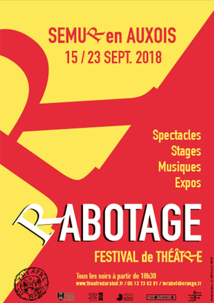 Journées du patrimoine 2018 - Festival Rabotage ! scènes ouvertes en Auxois