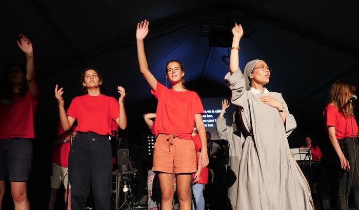 Festival Saint Jean: Camp Hosanna