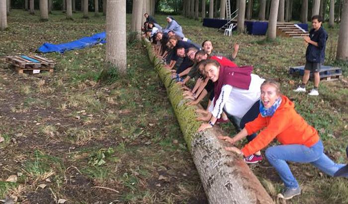 Festival Saint Jean: Camp Technique