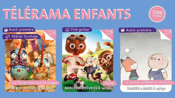 Festival Télérama enfants
