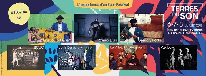 Festival Terres du son avec écovillage