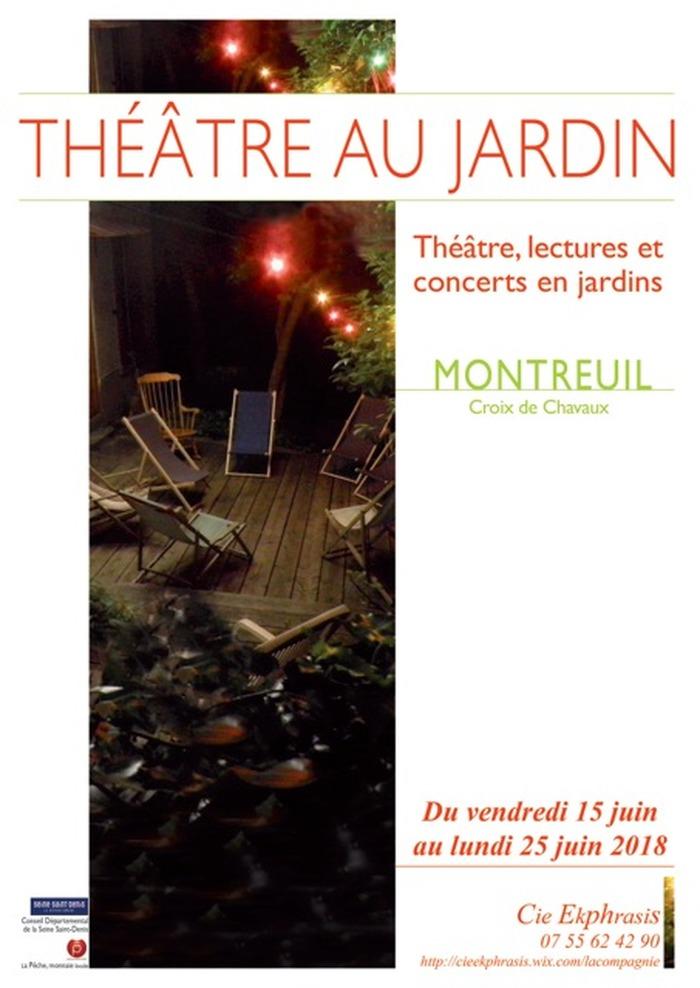 Festival Théâtre au Jardin