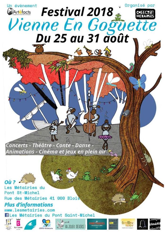 Festival Vienne en Goguette