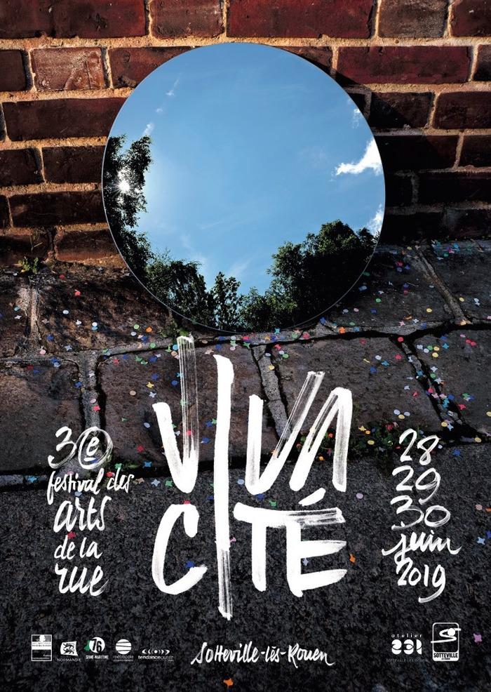 Festival Viva Cité 2019..  30 ans !!!!
