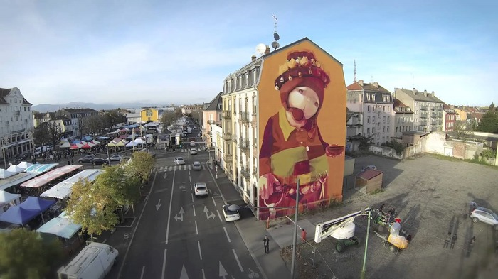 Festival #XU : soirée Graffiti XXL