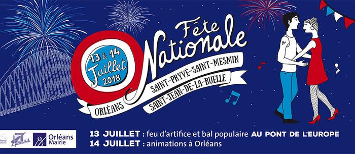 Festivités du 14 juillet - fête nationale