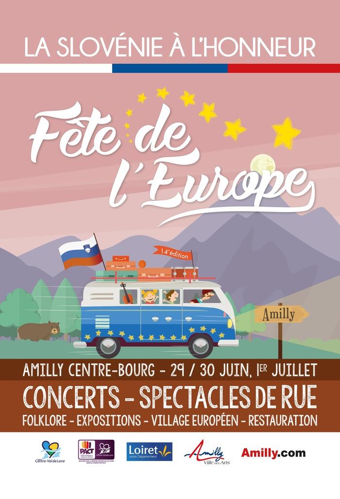 Fête de l'Europe - Concerts, spectacles, expositions...