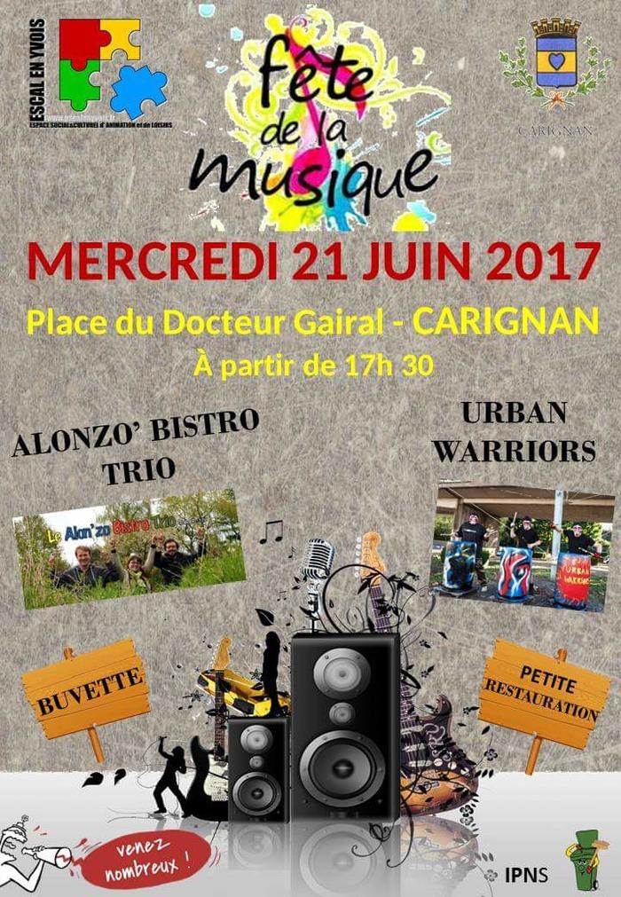 Fête de la musique à Carignan