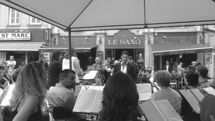 Fête de la musique au Saxo