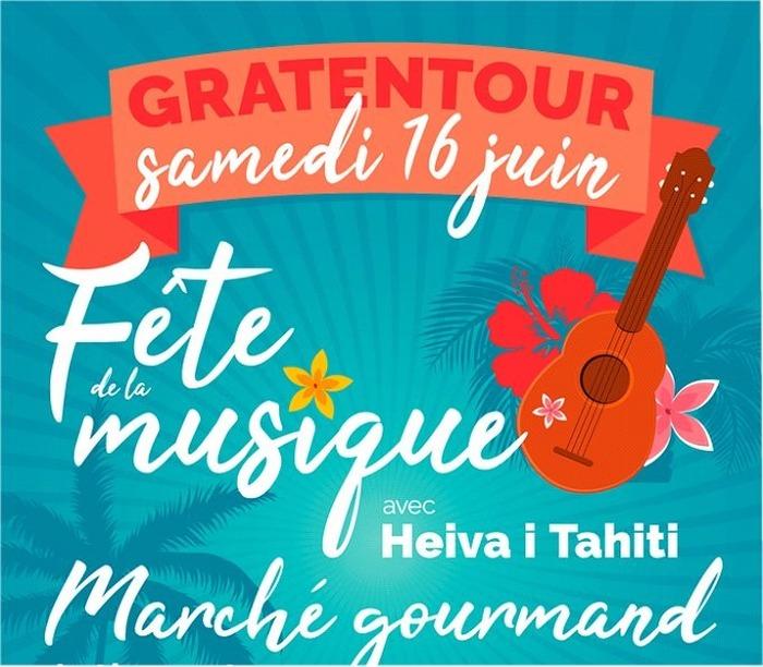 Fête de la musique avec Heiva i Tahiti - Samedi 16 juin