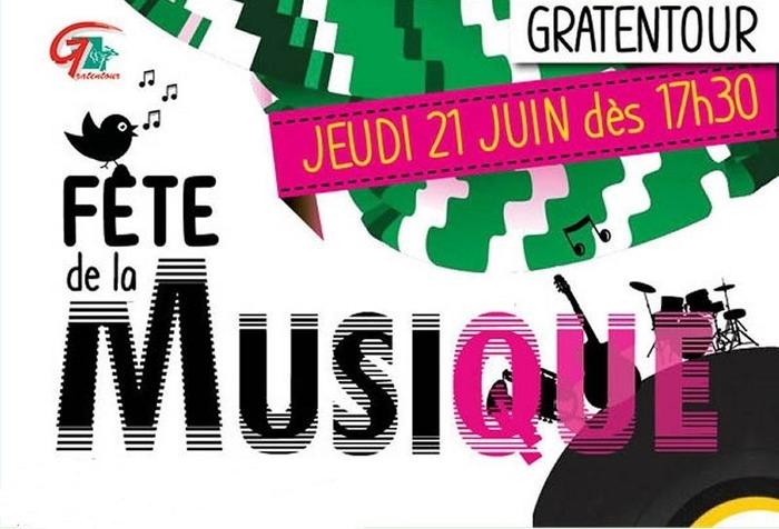 Fête de la musique - Jeudi 21 juin