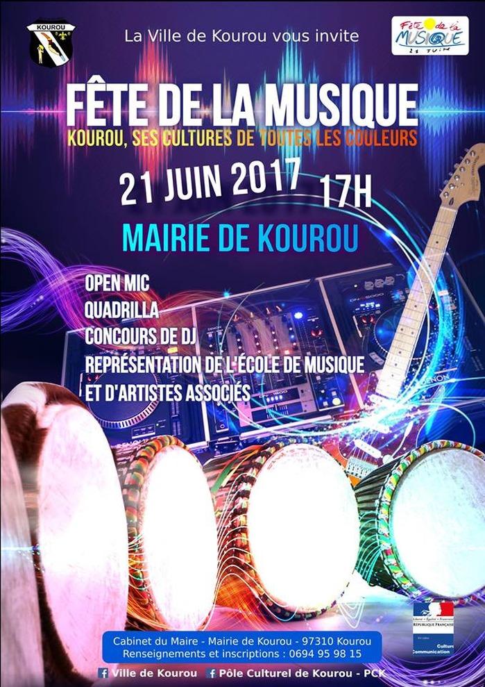 Fête de la Musique Kourou 2017