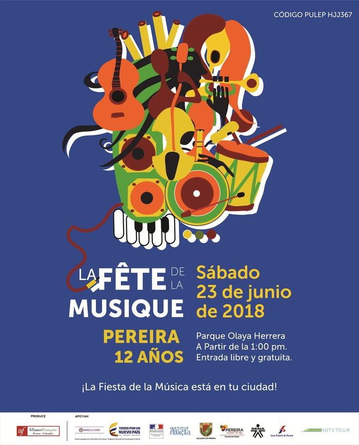 Fête de la Musique Pereira
