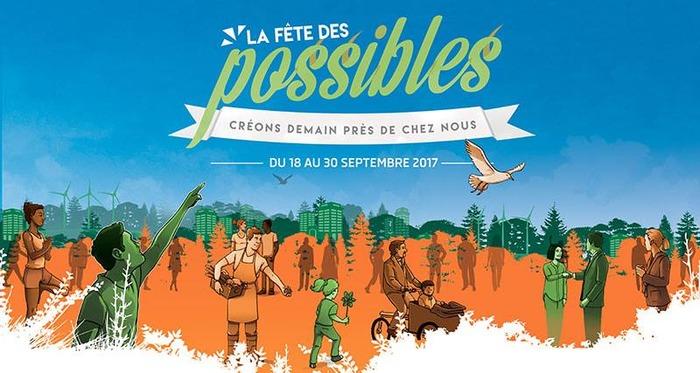 Fête des possibles à Blois
