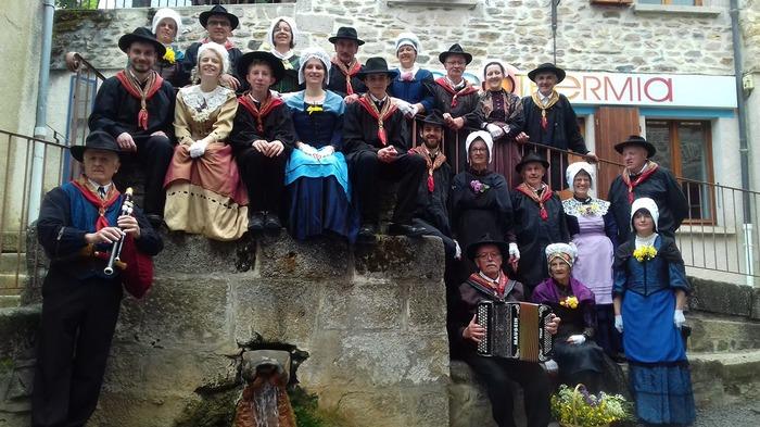 Journées du patrimoine 2018 - Défilé et spectacle « Fête du folklore »