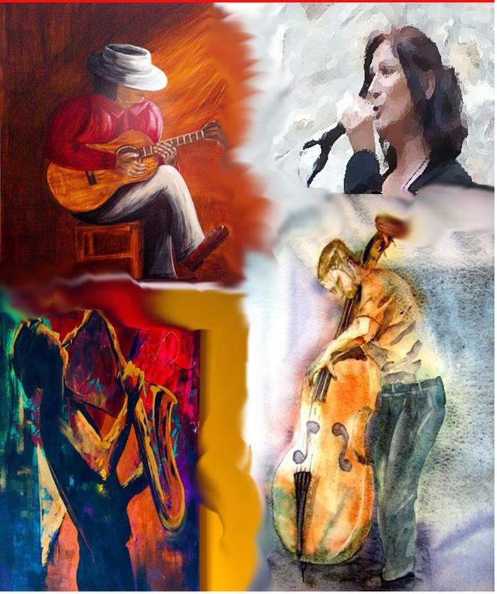 Journées du patrimoine 2018 - Concert jazz Alba Haca
