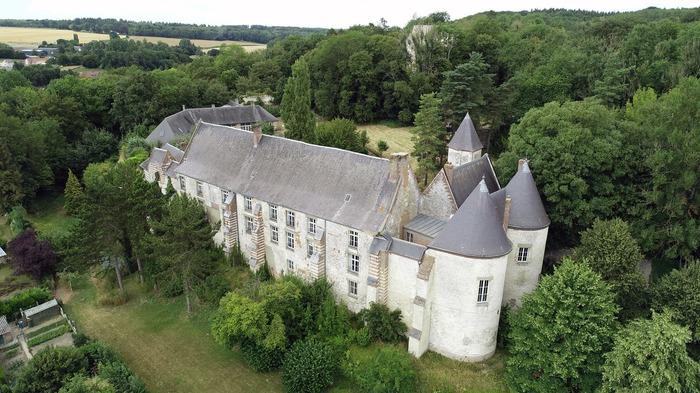 Journées du patrimoine 2018 - Fete medievale au Chateau de Lucheux
