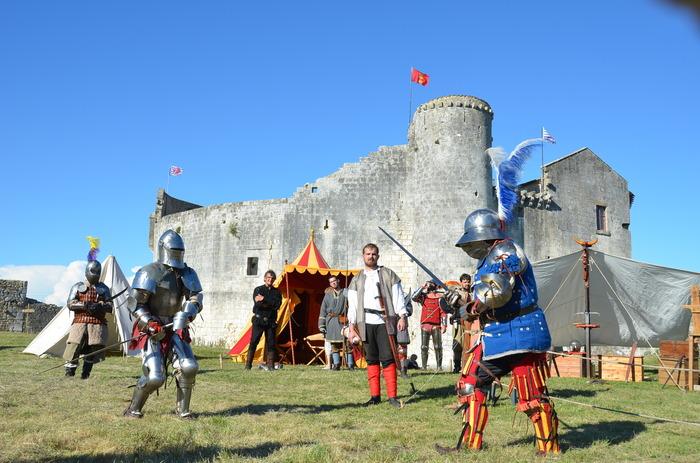 Crédits image : © Château fort Saint-Jean-d'Angle