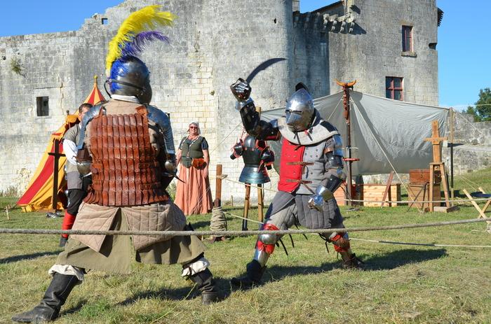 Journées du patrimoine 2018 - Fête médiévale