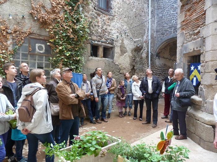Journées du patrimoine 2017 - Circuit dans le village