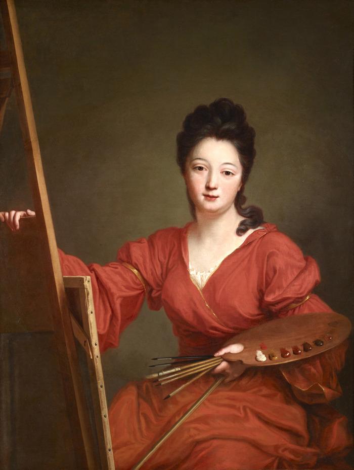 Journées du patrimoine 2018 - Figures féminines dans la peinture française du XVIIIe siècle