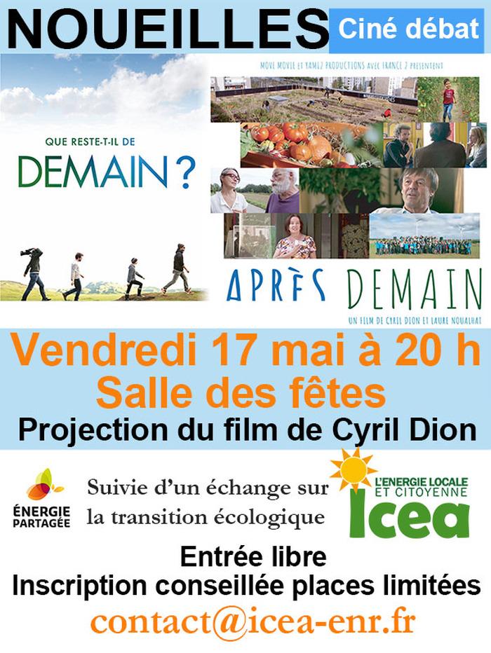 Film Après-demain de Cyril Dion